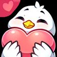 :birdheart: